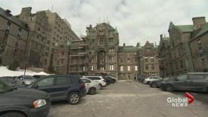 What's to happen to the former Royal Victoria Hospital?